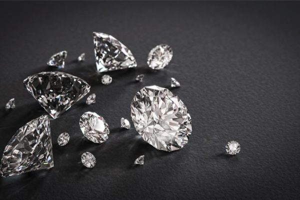 Diamonds and Crystals