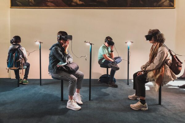 Virtual Reality Is Changing the Entertainment Industry
